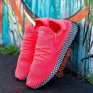 Adidas Deerupt Runner - Turbo Pink - NWT